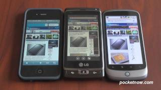 Download Exclusive: Windows Phone 7 Browser Comparison Video