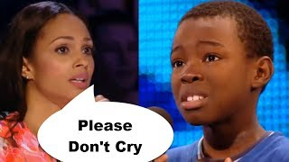 Download TOP 8 ♥ TRY NOT TO CRY ♥ MOST BEAUTIFUL & EMOTIONAL AUDITIONS WORLDWIDE! Video