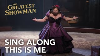 Download The Greatest Showman | Sing along This is me HD | 20th Century Fox 2017 Video