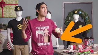 Download Most Incredible Zach King Magic Tricks for Christmas - Funny Christmas Tricks that Blow Your Mind Video