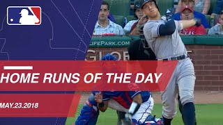 Download Home Runs of the Day: May 23, 2018 Video