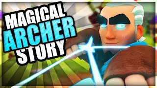 Download How did the Wizard become the Magic Archer? -Who is the Magic Archer? Clash Royale Origin Story Video