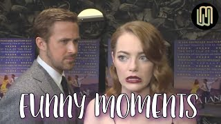Download Ryan Gosling and Emma Stone Funny Moments PART 1 Video