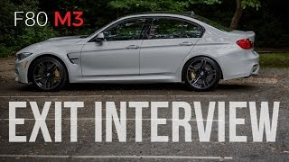 Download My M3's Exit Interview Video