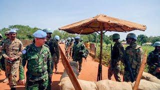 Download Visite du Commandant adjoint de la Force à Kaga-Bandoro (MINUSCA, RCA) Video