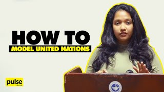 Download Model United Nations Tutorial Video