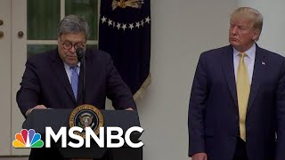 Download Trump Reportedly Wanted Barr To Hold Presser Clearing Him On Ukraine | The Last Word | MSNBC Video