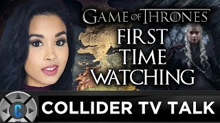 Download Game of Thrones: Sinead's First Time Watching - Collider Video Video