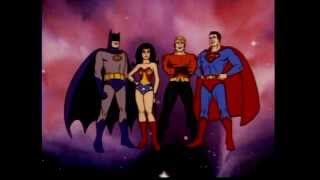 Download SUPERFRIENDS - Opening Theme Songs (1973-1985) HQ Video