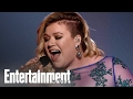 Download Kelly Clarkson On Hamilton Mixtape: Hardest Thing I've Ever Done | News Flash | Entertainment Weekly Video