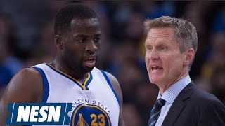 Download Police Almost Intervened On Draymond Green-Steve Kerr Fight Video