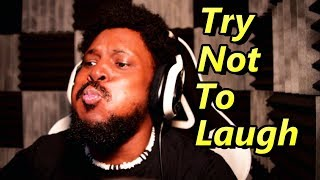 Download MUST.. HOLD IT IN | Try Not To Laugh Challenge #3 Video