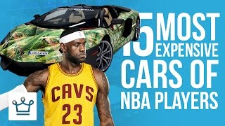 Download Top 15 Most Expensive Cars Of NBA Players Video