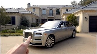 Download The New Rolls Royce Phantom will cost me $600,000 USD! *I want it!* Video
