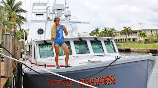 Download Is this the sickest WICKED TUNA style fishing boat ever built? Video
