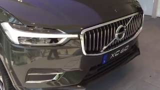 Download Volvo XC60 2018 POV fast overview Video