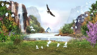 Download Peaceful Music, Relaxing Music, Instrumental Music ″Enchanted Nature″ by Tim Janis Video
