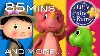 Download Little Baby Bum   Dinosaur Song   Nursery Rhymes for Babies   Songs for Kids Video