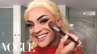 Download Brazilian Pop Star Pabllo Vittar's Spectacular 15-Minute Drag Transformation | Beauty Secrets Video