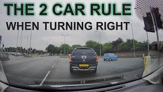 Download The 2 Car Rule: When Turning Right at Traffic Lights Video