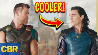 Download 10 Times Marvel's Loki Was Cooler Than Big Bro Thor Video