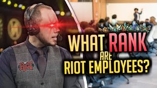 Download What RANK Are Riot Employees? Video