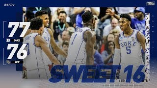 Download Instant classic: Duke survives UCF's upset bid (extended highlights) Video