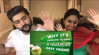 Download Why Its Awesome To Have A Malayali Best Friend Reaction | ScoopWhoop | RajDeepLive | Video