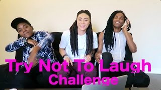 Download TRY NOT TO LAUGH CHALLENGE!! W/ Ari Fitz & FoxyHotMess Video