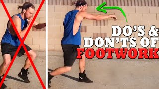Download Boxing Footwork: Essential DO's and DON'Ts! Video