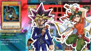 Download Yu-Gi-Oh! ARC-V Tag Force - Yugi vs. Yuya! Video
