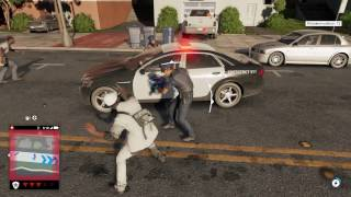 Download Watch Dogs 2 all melee takedowns Video