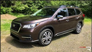 Download 2019 Subaru Ascent – The BIGGEST Subaru Ever Is HERE Video