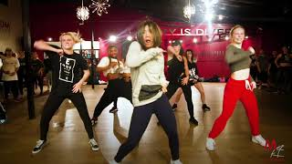 Download Salt N Pepa - Push It   Choreography with Janelle Ginestra & Will Da Beast Video