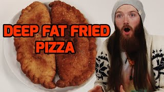 Download Irish People Try Strange American Pizzas Video