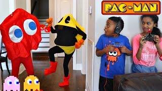 Download PAC-MAN vs Shiloh and Shasha - Onyx Kids Video