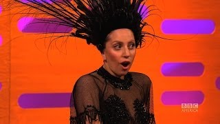Download LADY GAGA Meets Her Biggest Fan! - The Graham Norton Show on BBC AMERICA Video