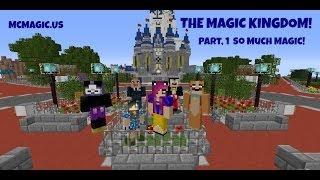 Download Minecraft McMagic Server Ep. 1 Video