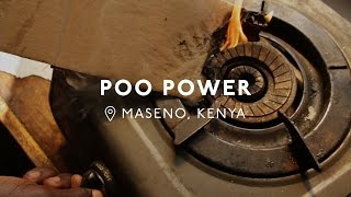 Download 17-Year-Old Kenyan Creates Energy From Human Waste Video