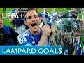 Download Frank Lampard: Six great goals Video