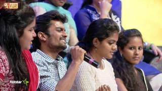 Download Cute moment from Neeya Naana Video
