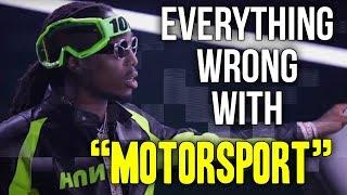 Download Everything Wrong With Migos, Nicki Minaj, Cardi B - ″Motorsport″ Video