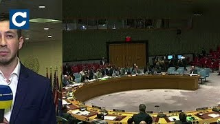 Download Радбез ООН проведе засідання щодо українського мовного закону Video