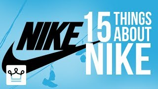 Download 15 Things You Didn't Know About NIKE Video