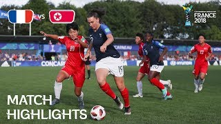 Download France v Korea DPR - FIFA U-20 Women's World Cup France 2018 - Match 25 Video