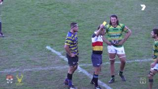 Download 2017 Intrust Super Shute Shield R5 Highlights - Sydney University Vs. Gordon Video