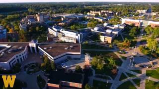 Download Western Michigan University Fall Campus Tour Video