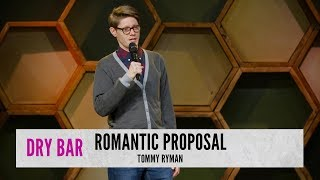 Download Proposing Can Be Scary. Tommy Ryman Video