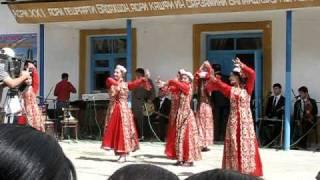Download Tajik traditional folk dancing, Wakhan Valley, Tajikistan Video