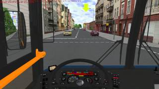 Download OMSI The Bus Simulator - MAZ 104 Gameplay HD Video